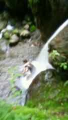 オーバービークル 公式ブログ/滝の修行 画像1