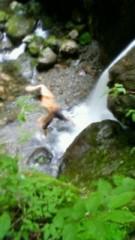 オーバービークル 公式ブログ/滝の修行 画像2