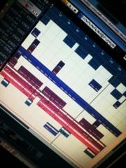 オーバービークル 公式ブログ/曲作り。 画像1