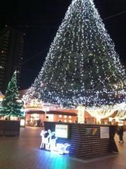 オーバービークル 公式ブログ/街かどにはクリスマスツリー 画像1