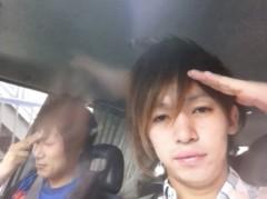 オーバービークル 公式ブログ/レコーディングへ向かう車内で 画像1