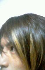 オーバービークル 公式ブログ/のびすぎた前髪が気になるから 画像1