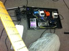 オーバービークル 公式ブログ/ギターのエフェクター 画像1