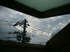 オーバービークル 公式ブログ/台風なのです 画像1