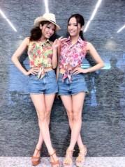 ひうら姉妹 公式ブログ/双子コーデ詳細☆yuika☆ 画像1