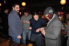 川崎渓都 公式ブログ/パナマ大使と食事 画像3