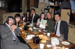 川崎渓都 公式ブログ/パナマ大使と食事 画像1