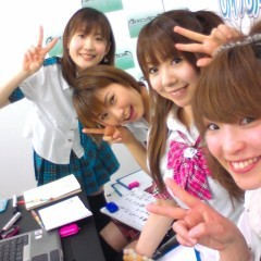 金澤碧 公式ブログ/朝から元気いっぱい高円寺☆ 画像1