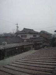 菱刈健人 公式ブログ/雪、降る中、歩いた夜道… 画像3