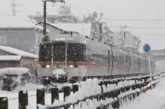 菱刈健人 プライベート画像/ひっし〜の鉄道アルバム館! 雪の似合うJR特急!