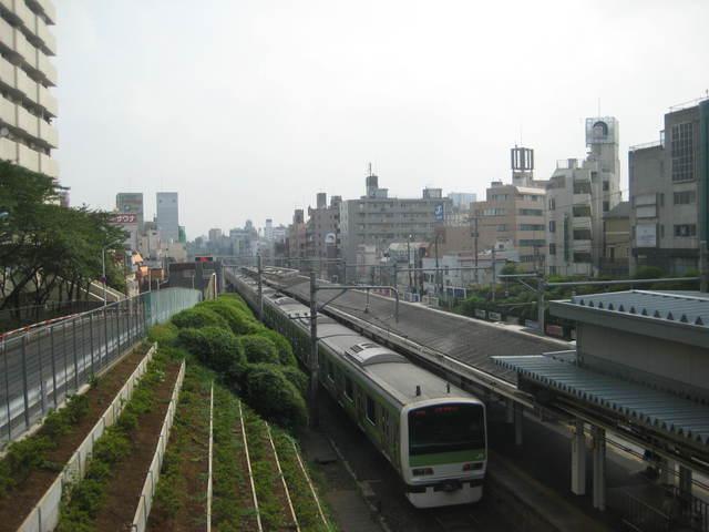 会場のある駒込駅