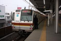 菱刈健人 プライベート画像/ひっし〜の鉄道アルバム館! 珍しい!?