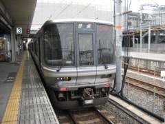 菱刈健人 プライベート画像/〜旅の記録〜 ?3 初めて見た西日本の車両!