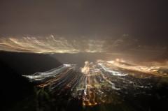 菱刈健人 公式ブログ/〜比叡山の夜景に魅了され、手ぶれで綺麗に撮れませんでした(ToT)〜ヒッシ-*^-^)/ 26 画像1
