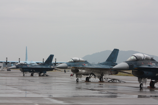 F-2がずらり!(≧∀≦)/