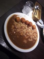 菱刈健人 公式ブログ/久々CoCo壱で満腹感! 画像1