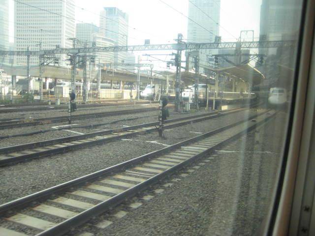 東京到着!