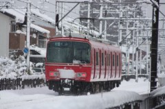 菱刈健人 プライベート画像/ひっし〜の鉄道アルバム館! 雪化粧!!