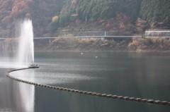 菱刈健人 プライベート画像/〜旅の記録〜 ?9 ダム湖の中は…