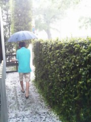 辻昌子 公式ブログ/雨のたびにドキドキ〜 画像1