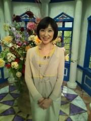 辻昌子 公式ブログ/収録中の写真 画像1