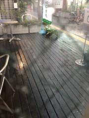 辻昌子 公式ブログ/豪雨! 画像1