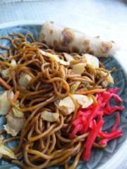 辻昌子 公式ブログ/海の家のお昼ご飯 画像1