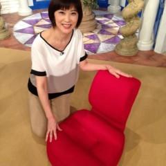 辻昌子 公式ブログ/ラクに腹筋を鍛えましょ☆ 画像1