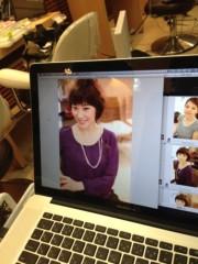辻昌子 公式ブログ/撮影は終了♪ 画像3