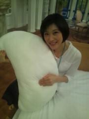 辻昌子 公式ブログ/癒される枕 画像1