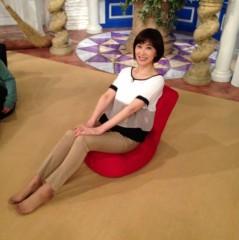 辻昌子 公式ブログ/ラクに腹筋を鍛えましょ☆ 画像3