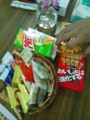 辻昌子 公式ブログ/ポッキー食べた? 画像2