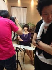 辻昌子 公式ブログ/撮影は終了♪ 画像2