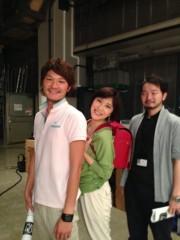 辻昌子 公式ブログ/楽しい収録 画像2