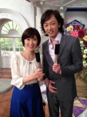 辻昌子 公式ブログ/収録ー! 画像3