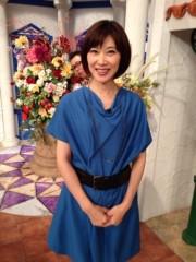 辻昌子 公式ブログ/今週の衣装はワンピース♪ 画像1
