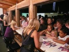 クリック・ガールズ 公式ブログ/ピュアラップ族祭り 画像2