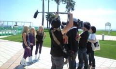 クリック・ガールズ 公式ブログ/MTV取材中! 画像2