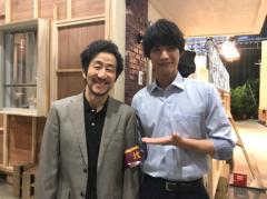 矢柴俊博 公式ブログ/チャーミングな座長と。 画像1