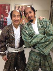矢柴俊博 公式ブログ/屈指の対話シーン! 画像1