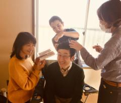 矢柴俊博 公式ブログ/ヘアメイク中! 画像1