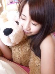麻 友美 公式ブログ/この子と・・・・ 画像2