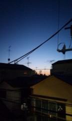麻 友美 公式ブログ/東京の空・・・ 画像1