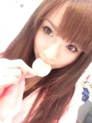 麻 友美 公式ブログ/せんべいきゅるん・・・♪ 画像1