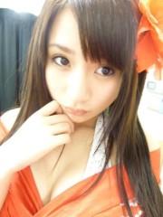 麻 友美 公式ブログ/にゅーーーん 画像1