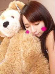 麻 友美 公式ブログ/この子と・・・・ 画像1