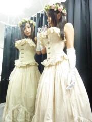 麻 友美 公式ブログ/ドレス☆ 画像1