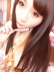 麻 友美 公式ブログ/小顔になれーーーーーーーー!! 画像1