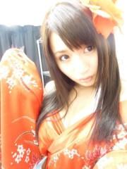 麻 友美 公式ブログ/にゅーーーん 画像2