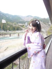 麻 友美 公式ブログ/下呂温泉・・・ただいま。。。 画像2